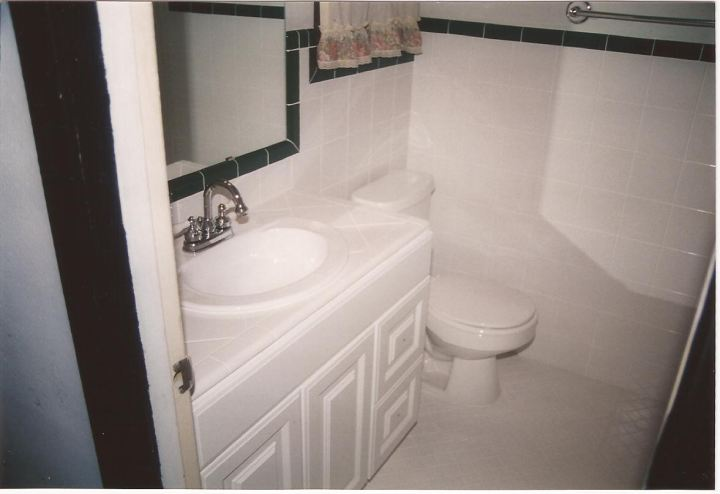 After Bathroom Remodeling in Irving, TX